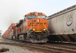 BNSF 7861 & BNSF 7585